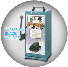 Band Saw Blade Welder
